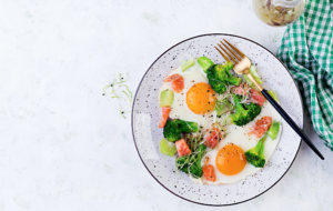 Foods For Paleo Diet can be expensive. With Terra, paleo doesn't have to be expensive at all. Learn delicious-yet-affordable paleo recipes. Dinner plate with paleo dinner