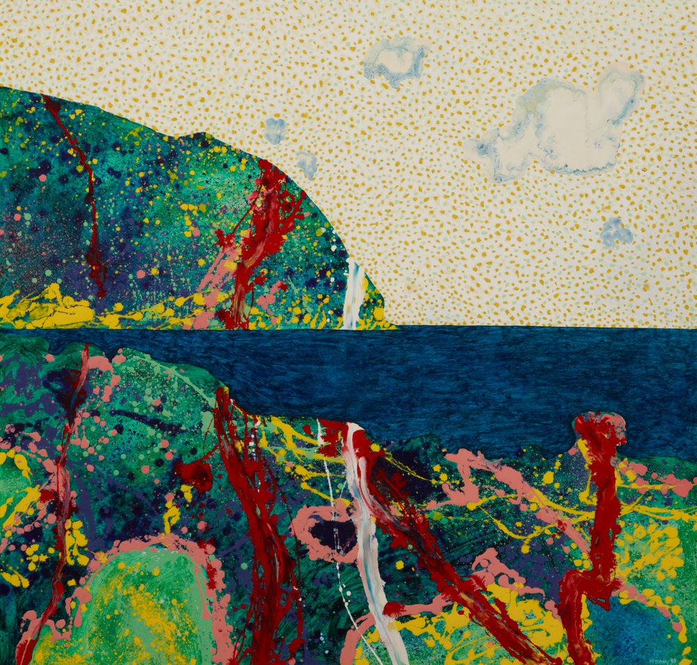Sea, earth, sky – molecular aspect Image