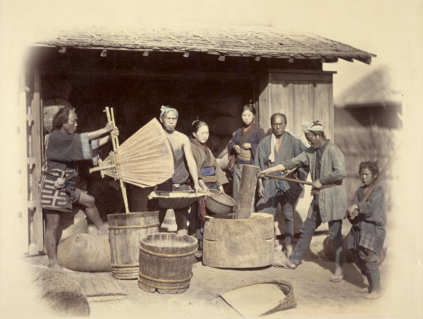 Preparation of the Rice Image