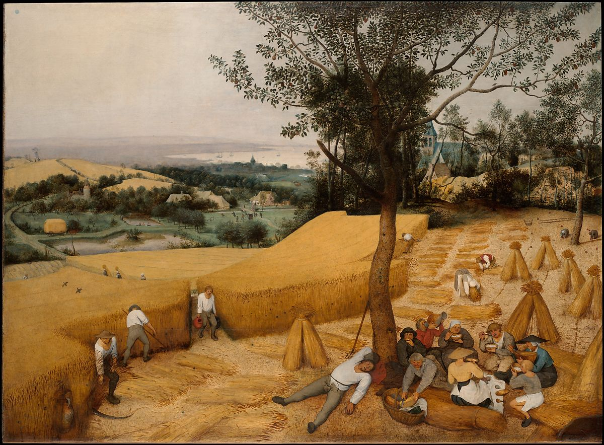 The Harvesters Image