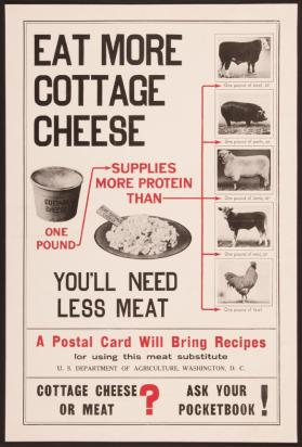Eat More Cottage Cheese – You'll Need Less Meat Image