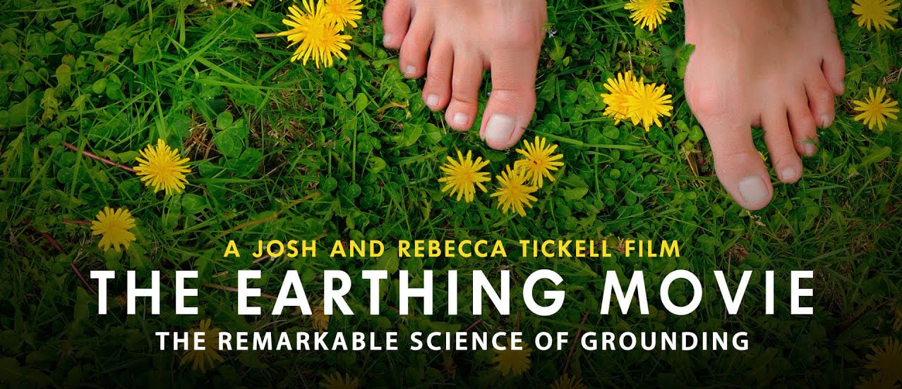 Earthing: The Barefoot Cure Image