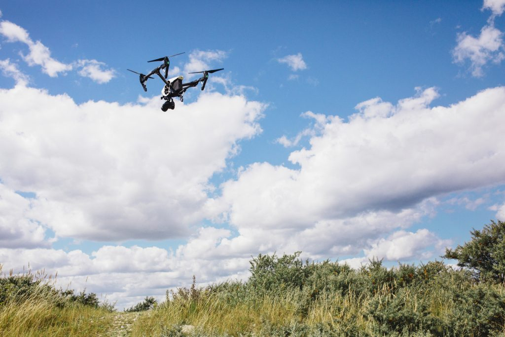 Transforming Agricultural Waste into Research Drones Image
